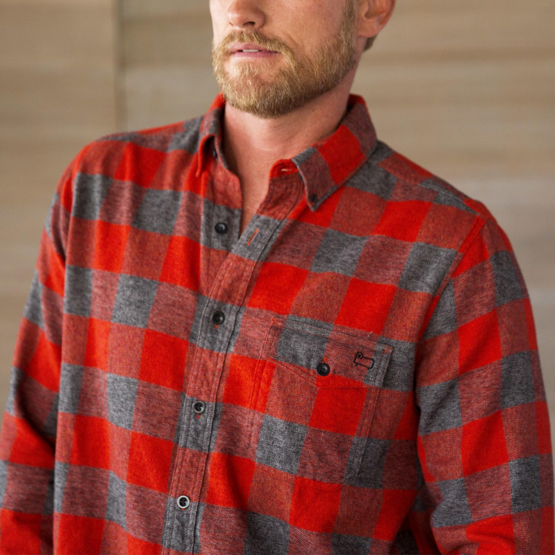 TWISTED FLANNEL SHIRT: View 2