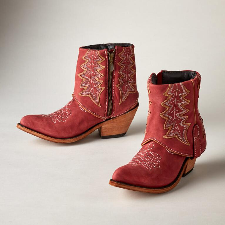 ETERNAL FLAME BOOTS