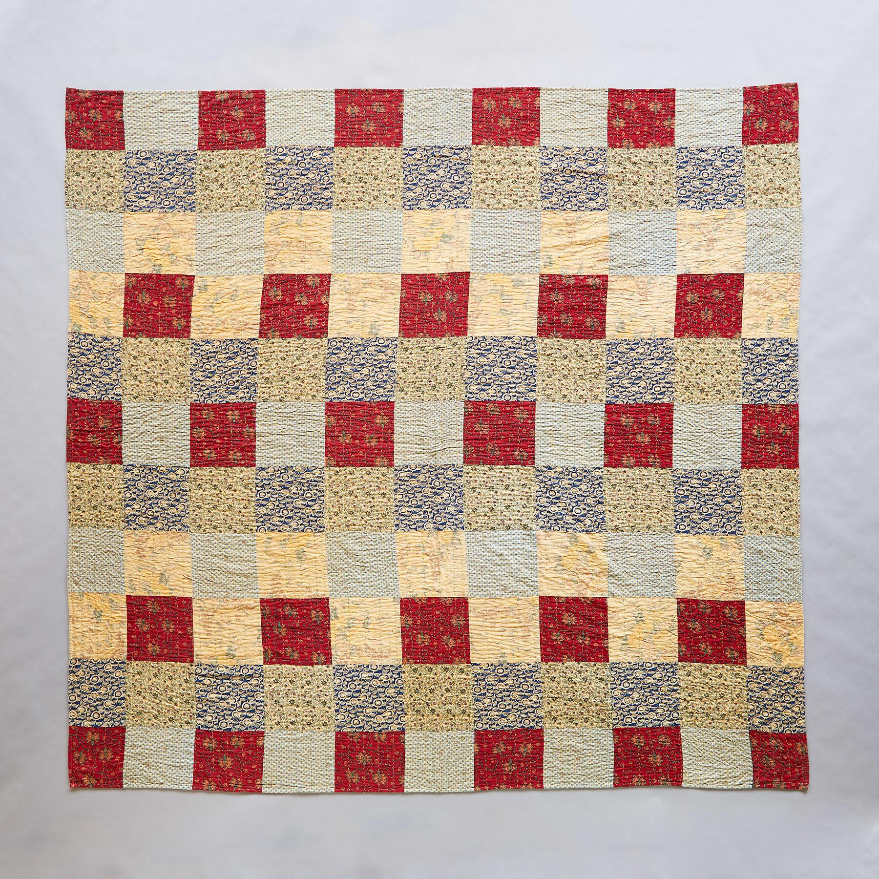 ADDISON PATCHWORK LIGHTWEIGHT QUILT: View 2