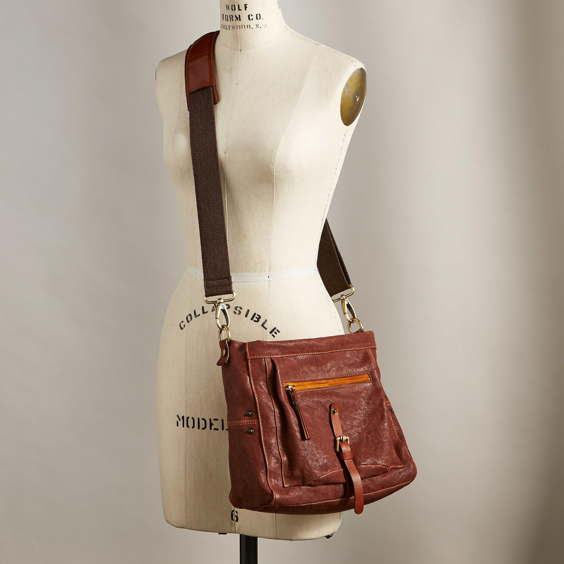 BANYAN CROSSBODY BAG: View 4