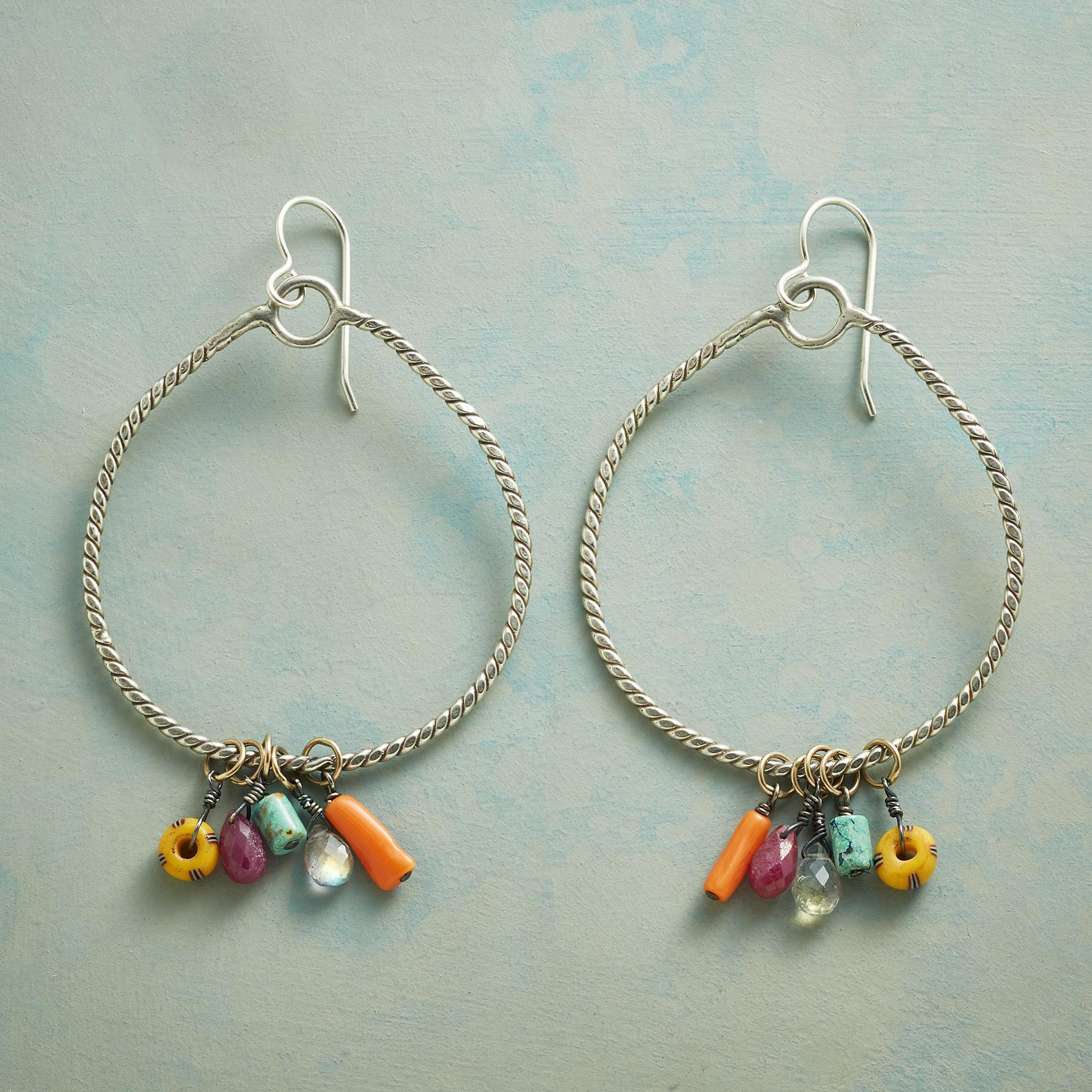 MUSICALITY EARRINGS: View 1