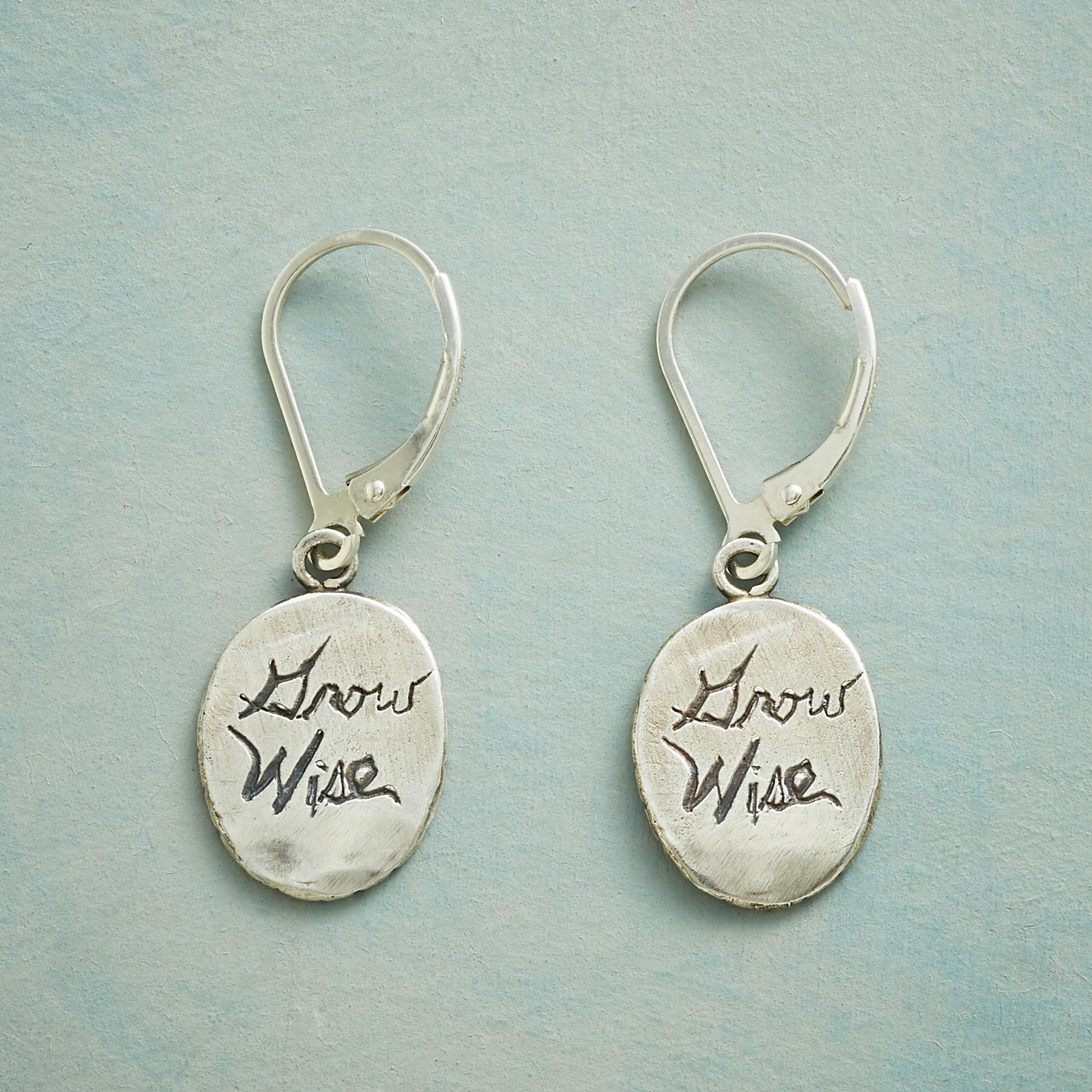 GROW WISE EARRINGS: View 3