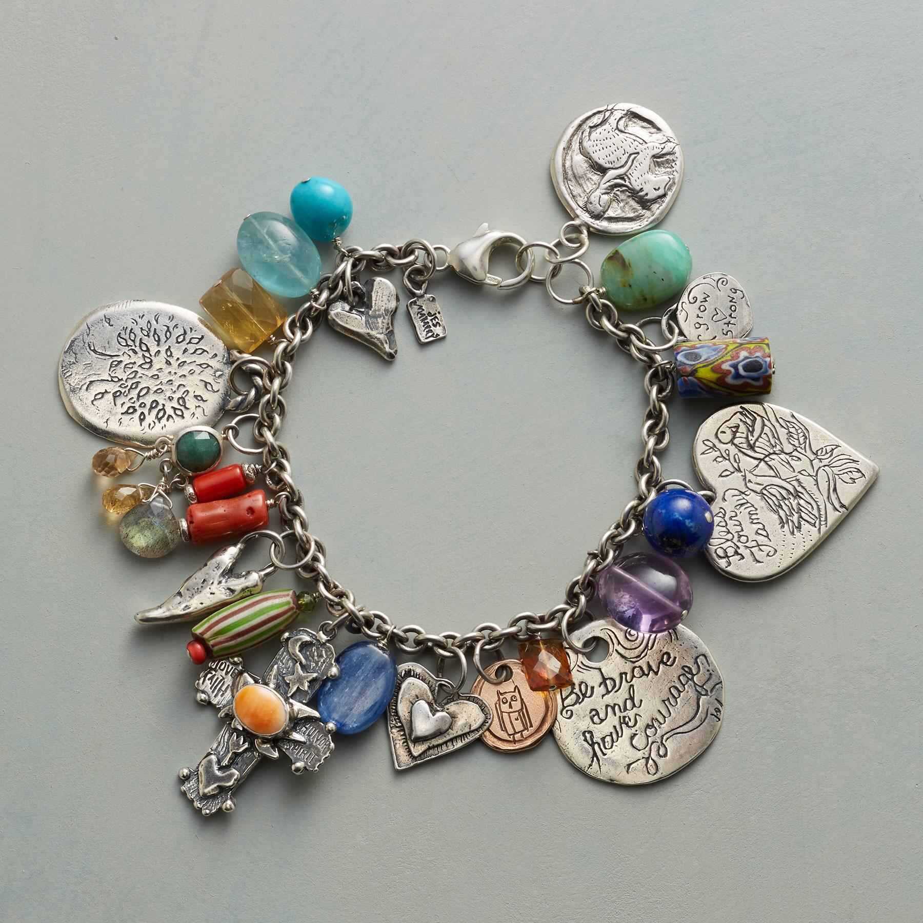 MY LOVES, MY LIFE BRACELET: View 1