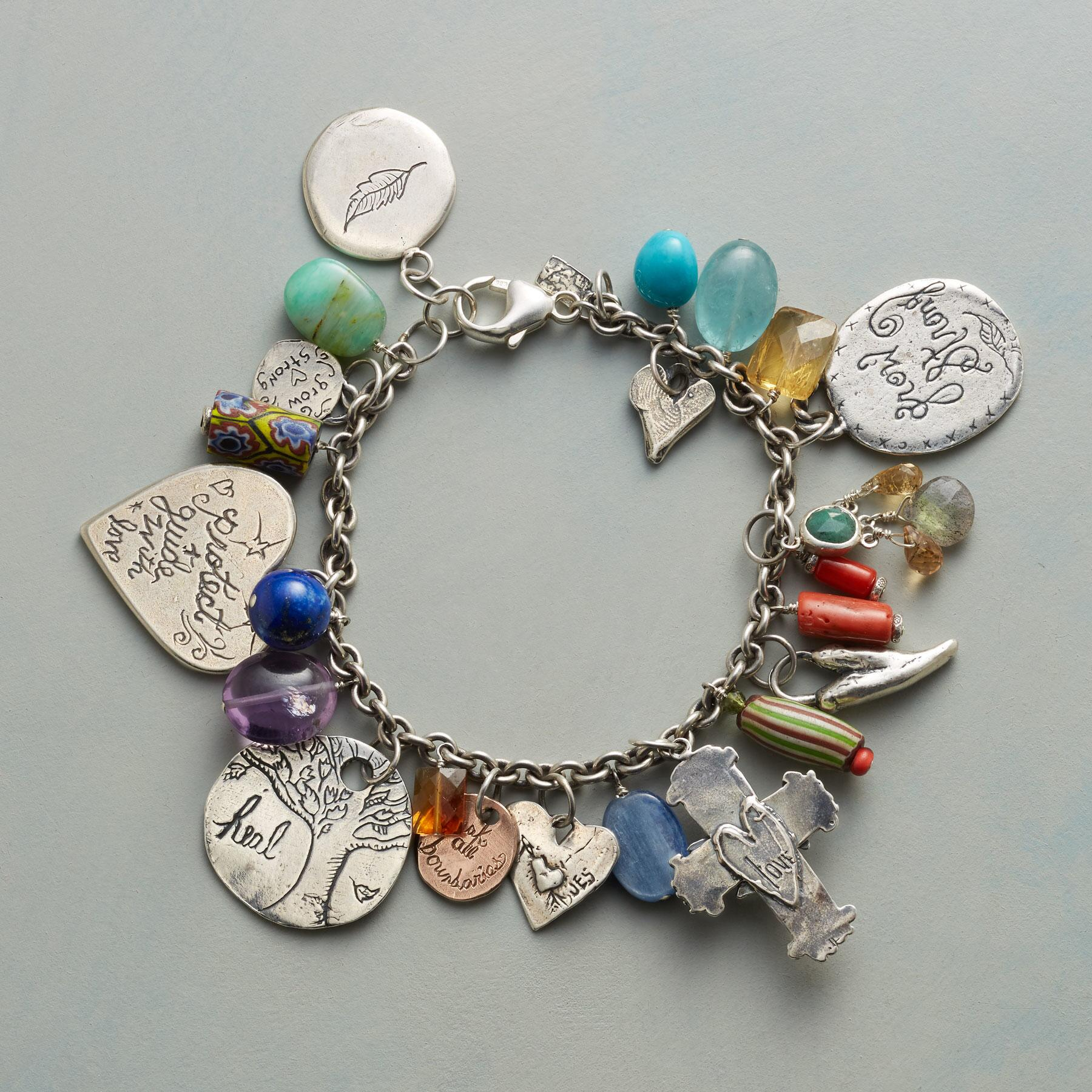 MY LOVES, MY LIFE BRACELET: View 2