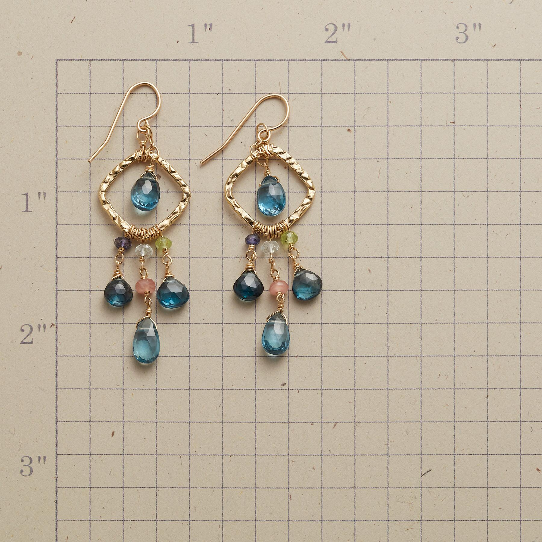 FAMILY RESEMBLANCE EARRINGS: View 2