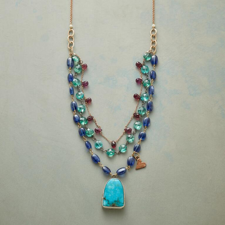 COASTAL ROUTE NECKLACE