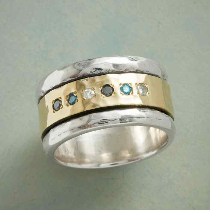 DIAMOND INDULGENCE RING