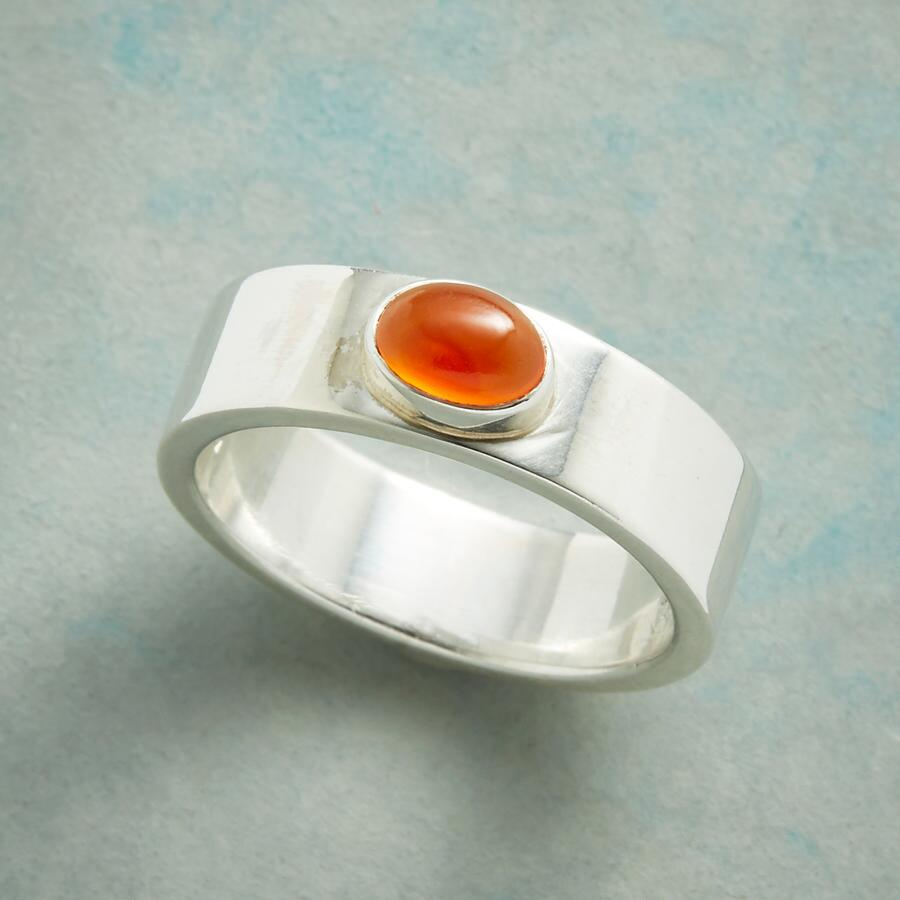 STERLING SUNRISE RING