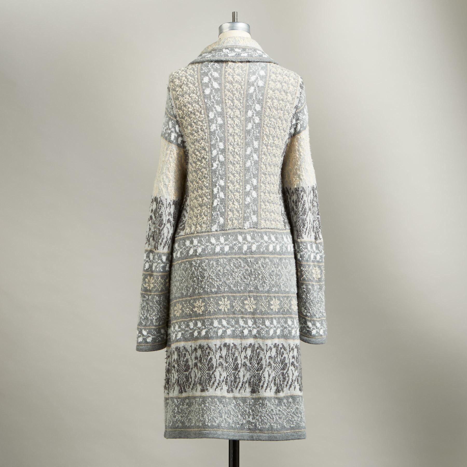 VALLEY OF FLOWERS CARDIGAN: View 2