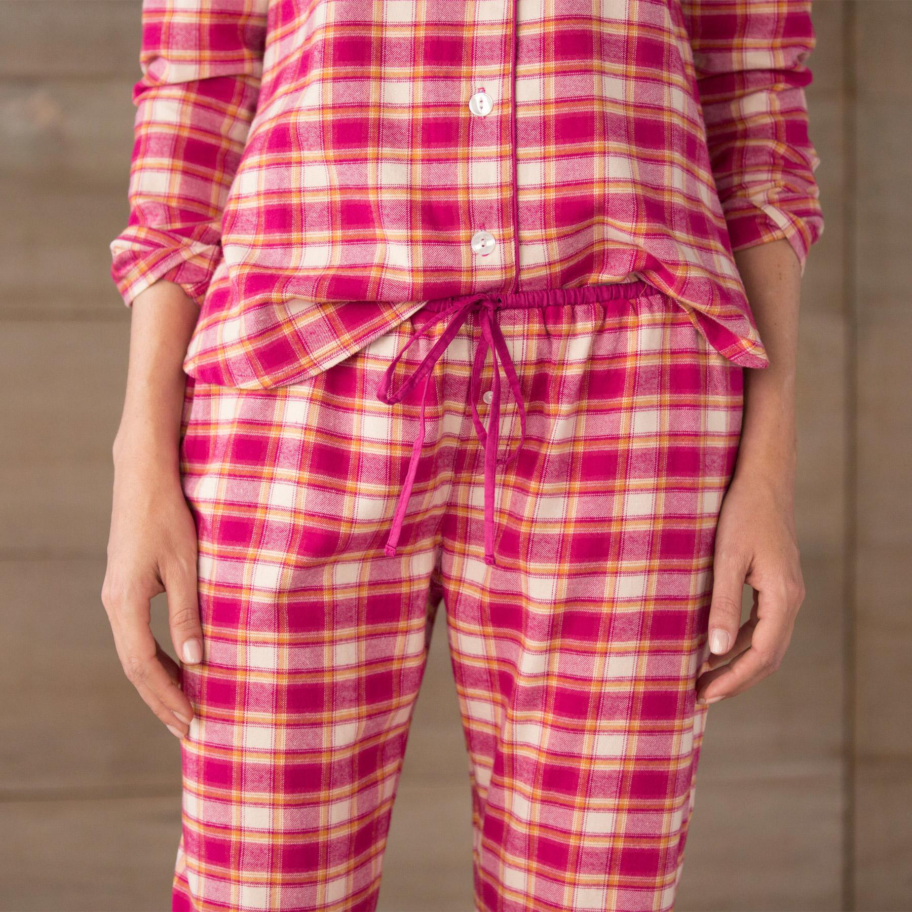 PLAID PJ SET: View 3