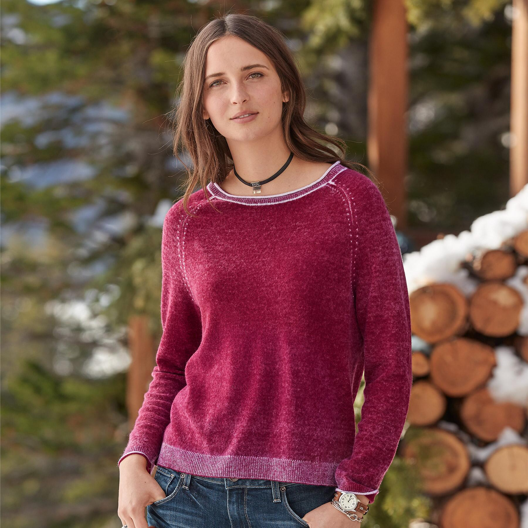 BRINLEY PULLOVER: View 2