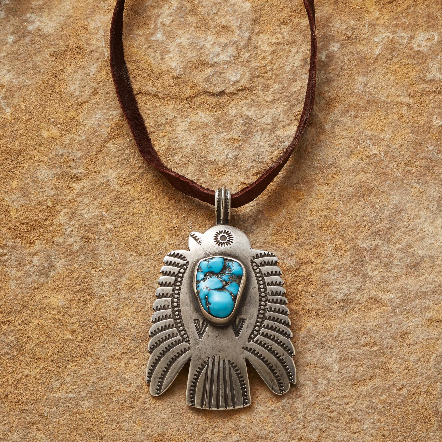 BUFFALO THUNDERBIRD NECKLACE: View 1