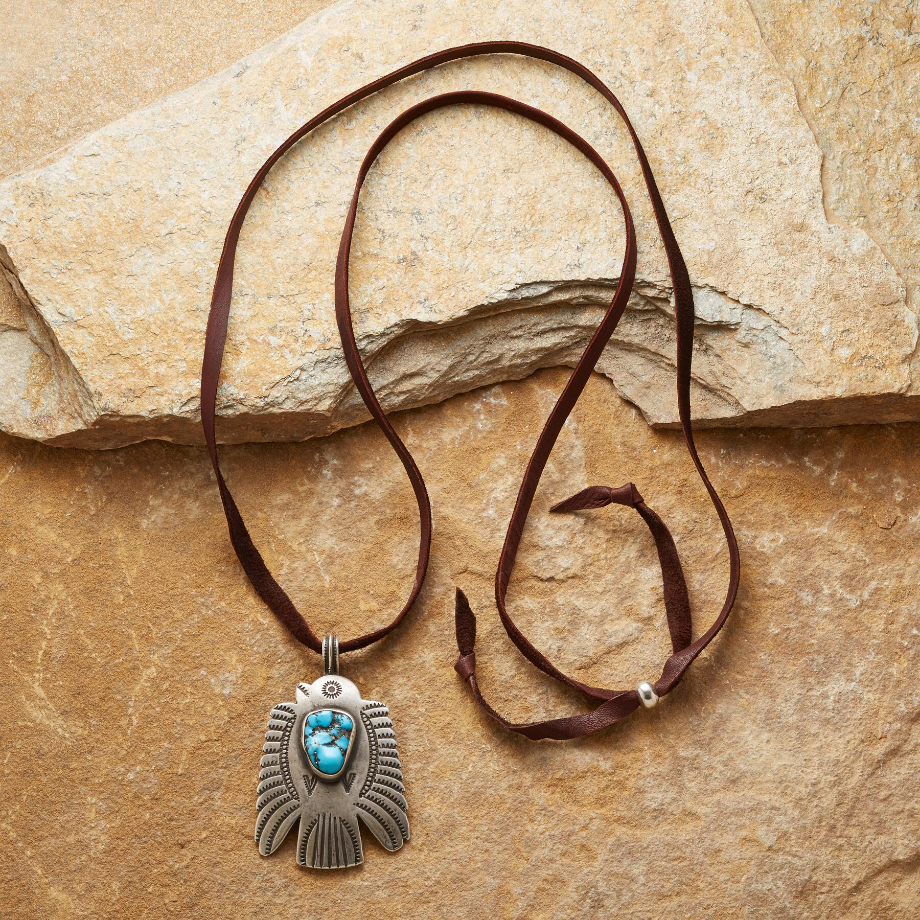 BUFFALO THUNDERBIRD NECKLACE: View 2