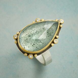 DIAMONDS IN THE MIST RING