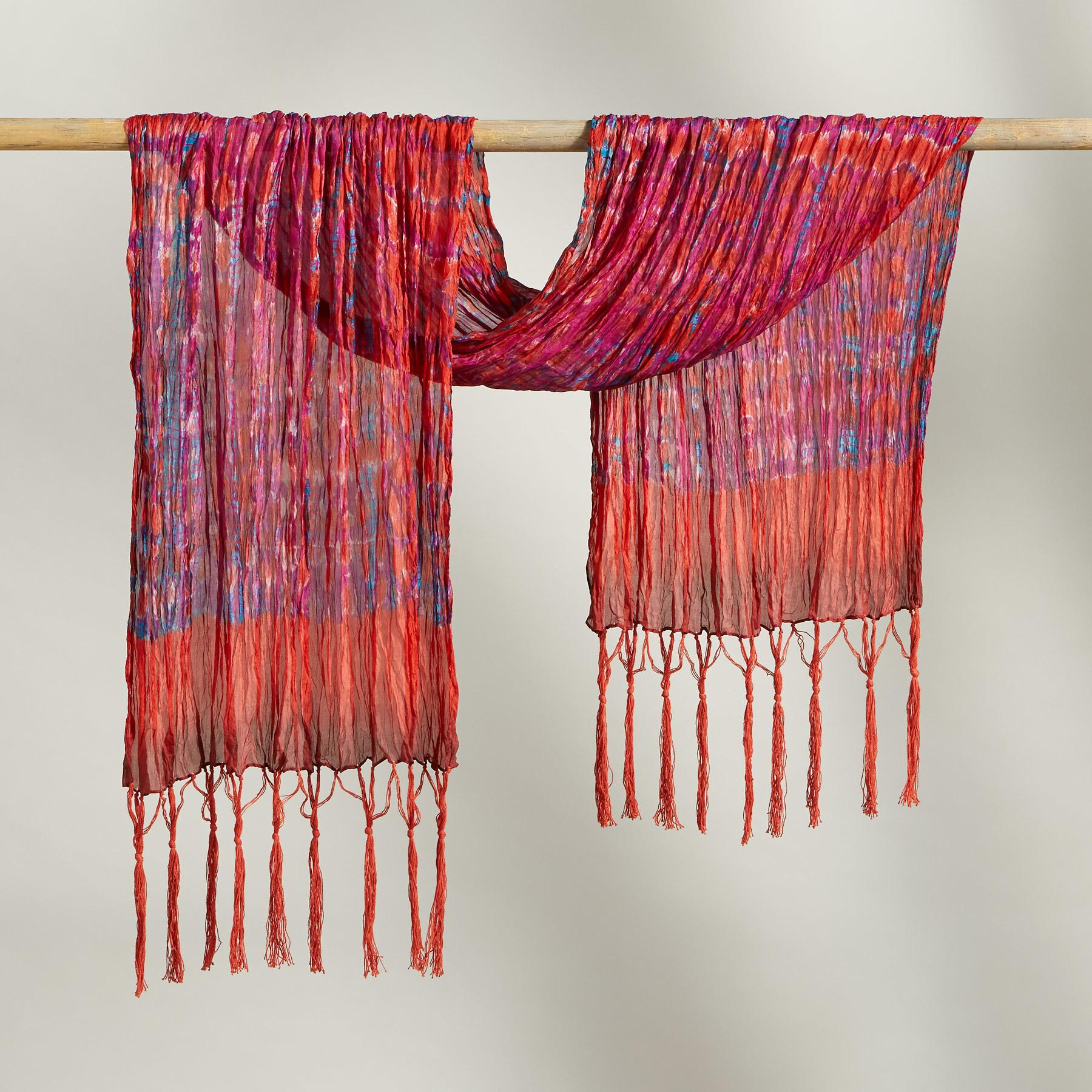 FIRE & ICE SCARF: View 2