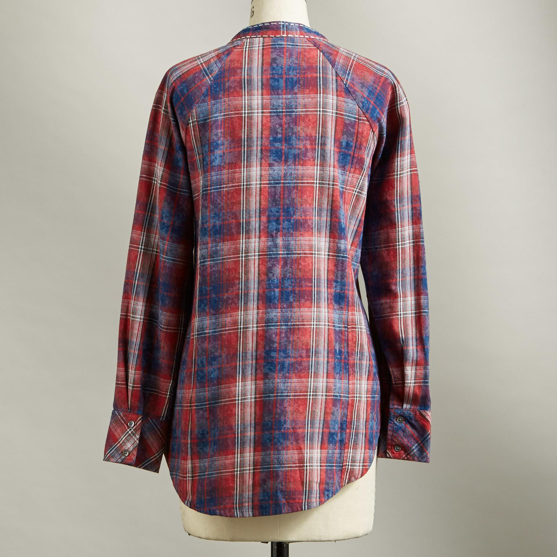GREAT WESTERN PLAID SHIRT: View 2