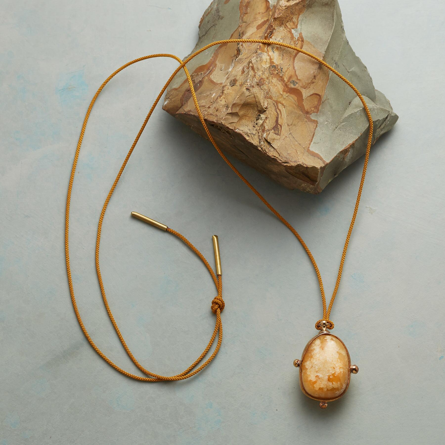 CALCITE NECKLACE: View 2