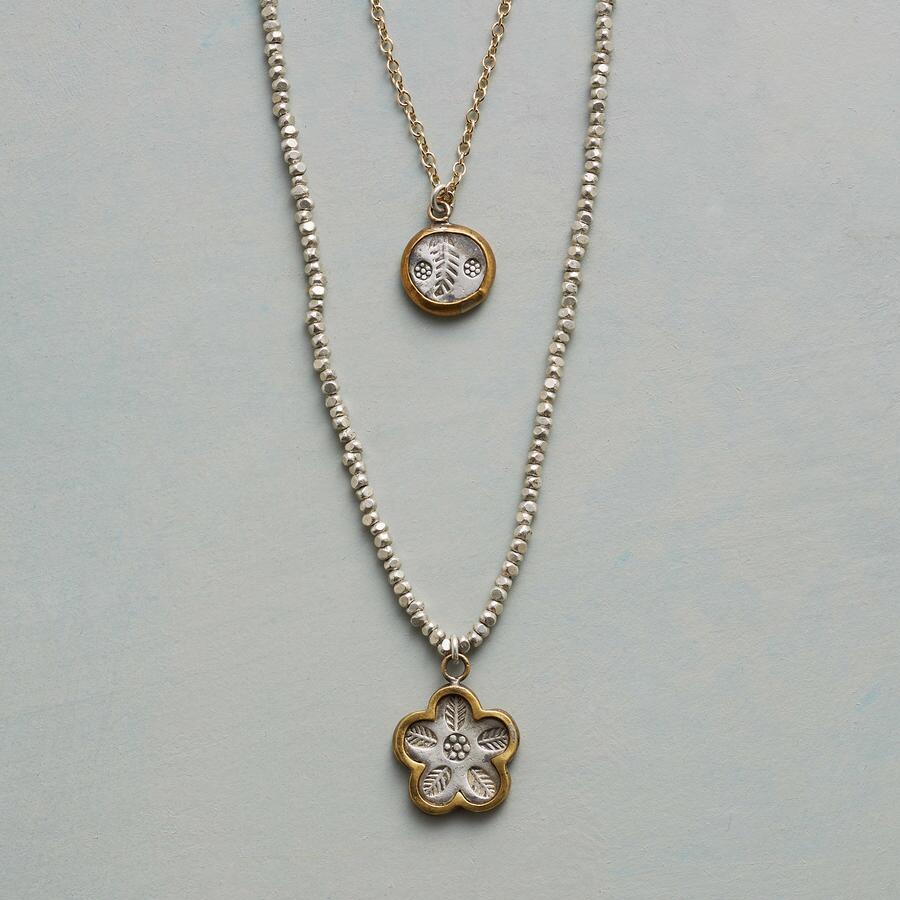 FOREST CHARM NECKLACE