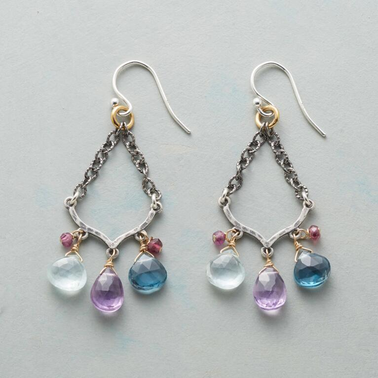 SERENADE IN BLUE EARRINGS