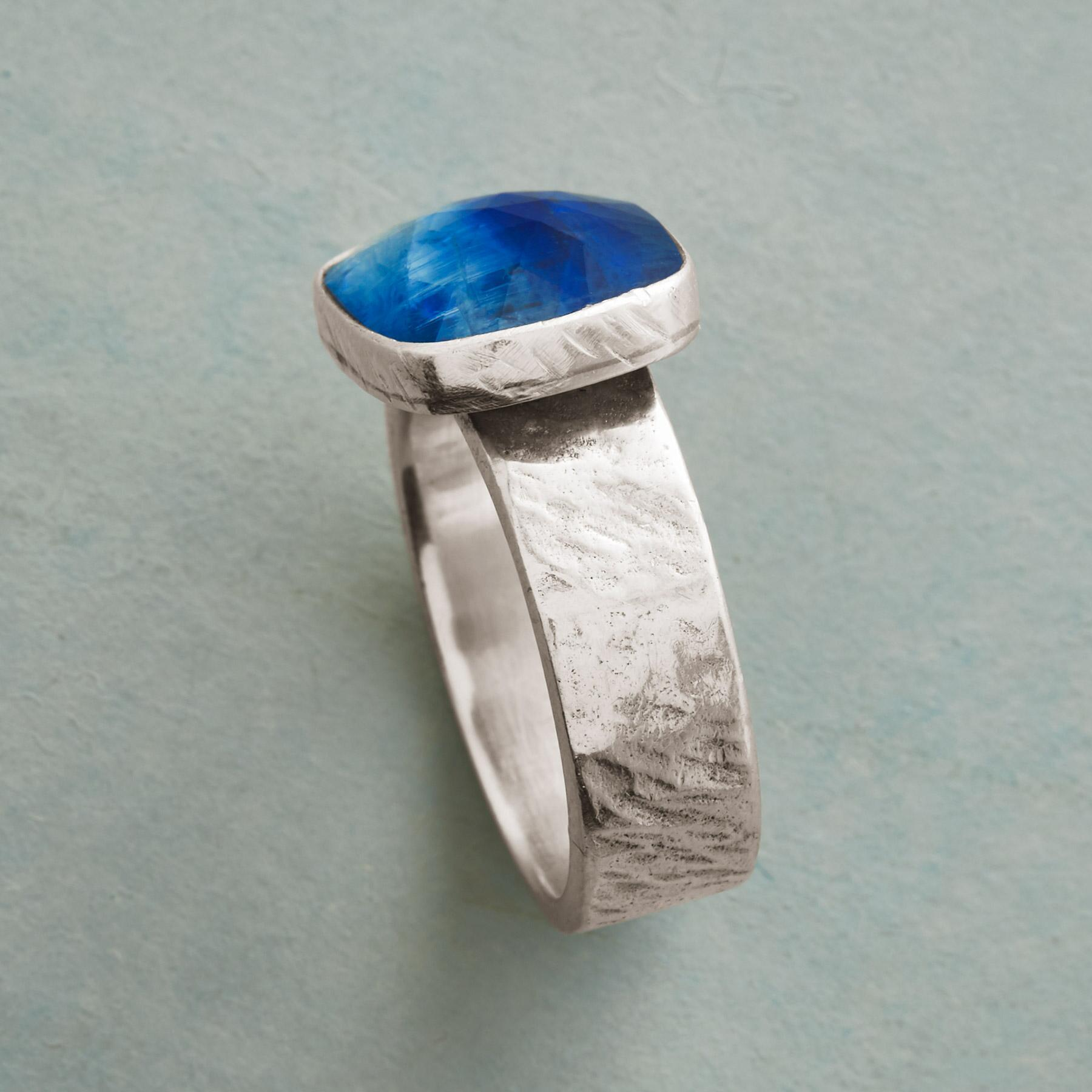 TRUE BLUE RING: View 3