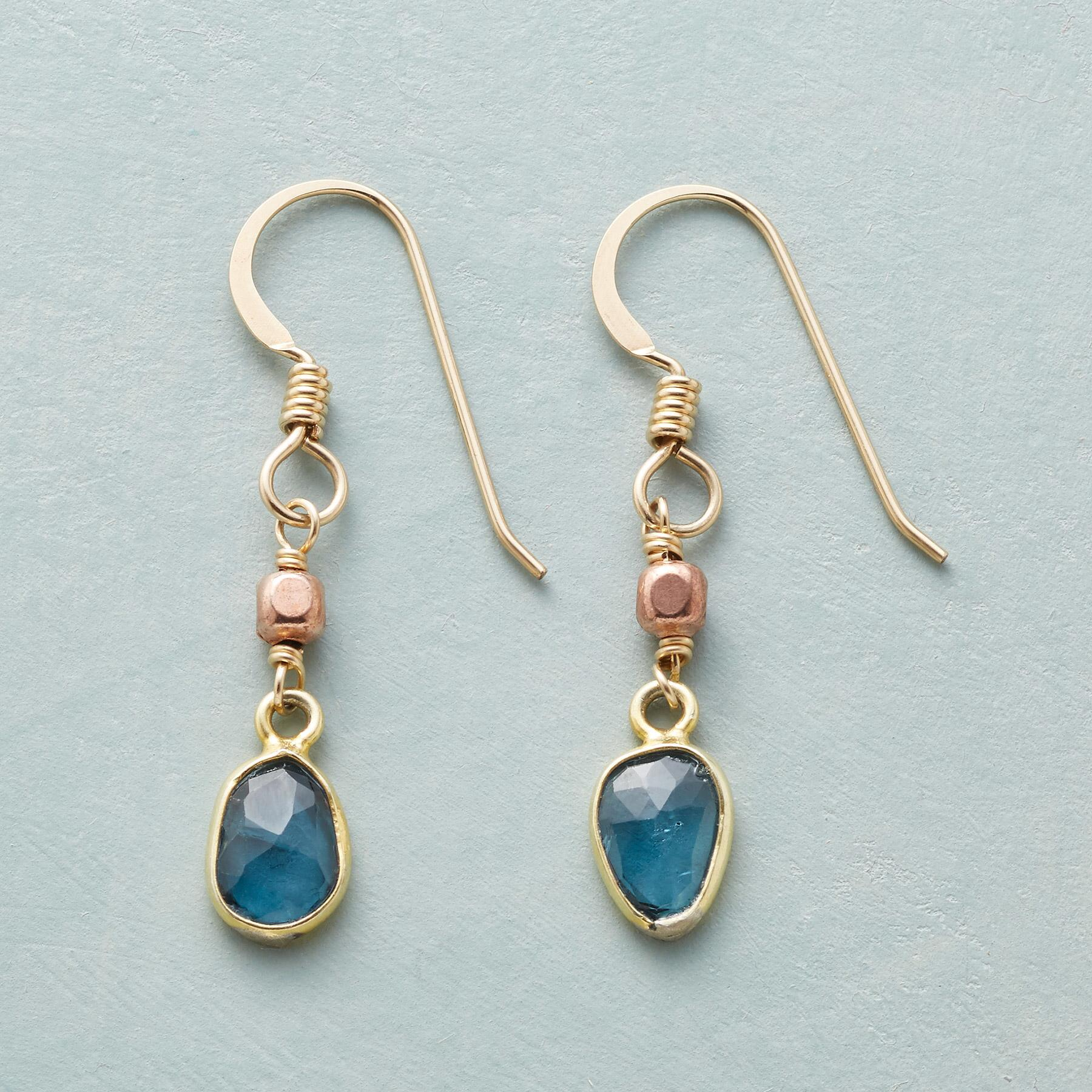 TWIN LAKES EARRINGS: View 1