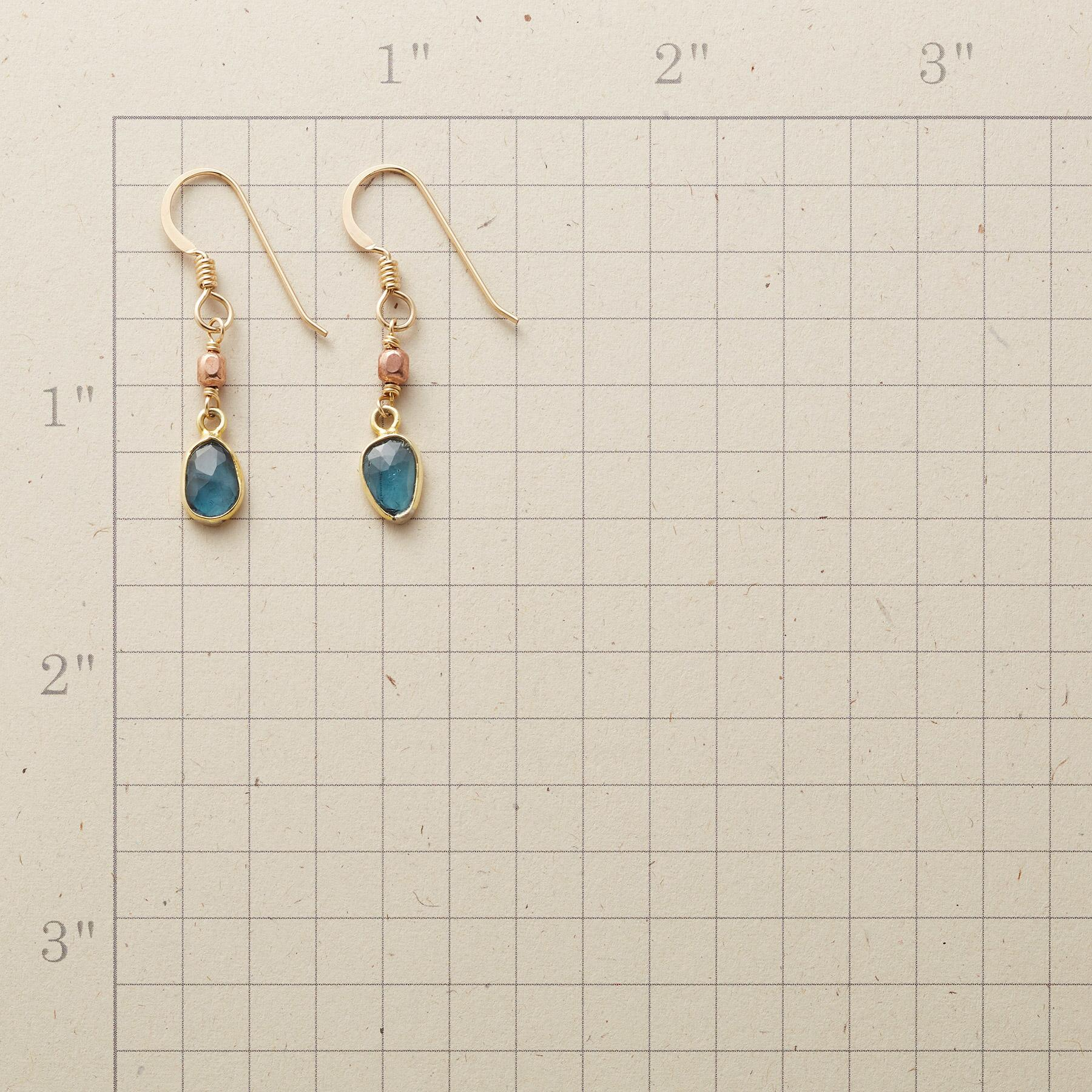 TWIN LAKES EARRINGS: View 2