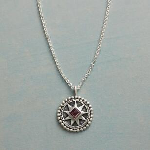 BRIGHT STAR BIRTHSTONE NECKLACE
