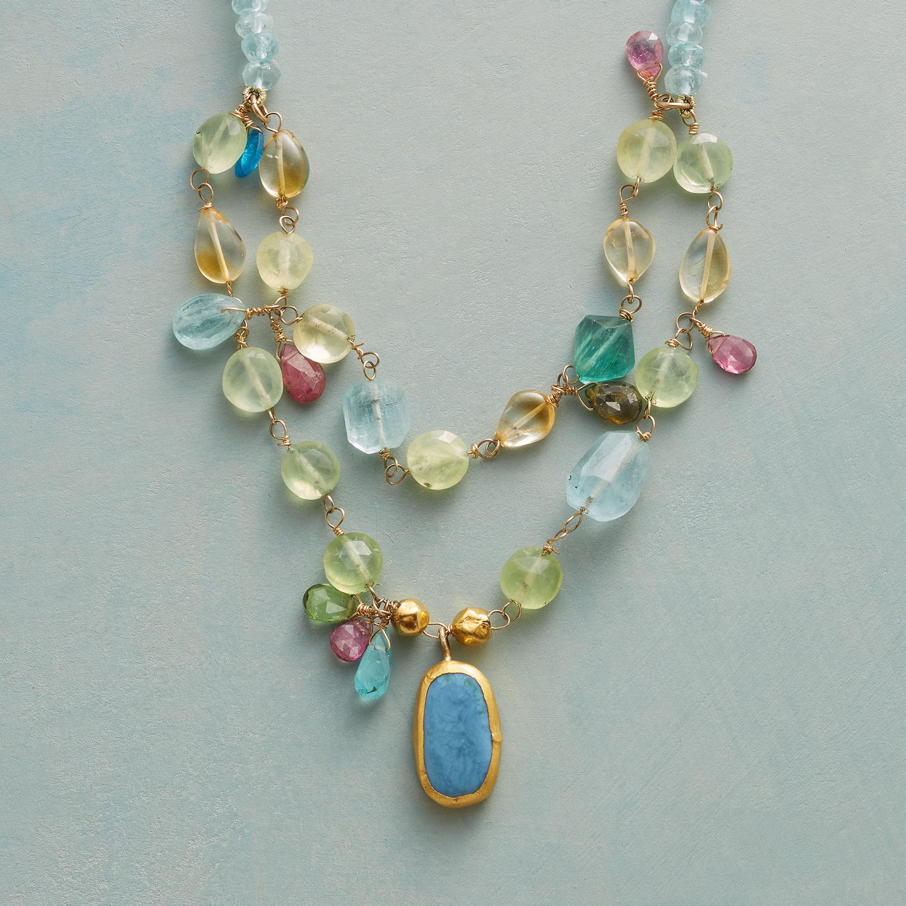 MERIDIAN NECKLACE: View 1