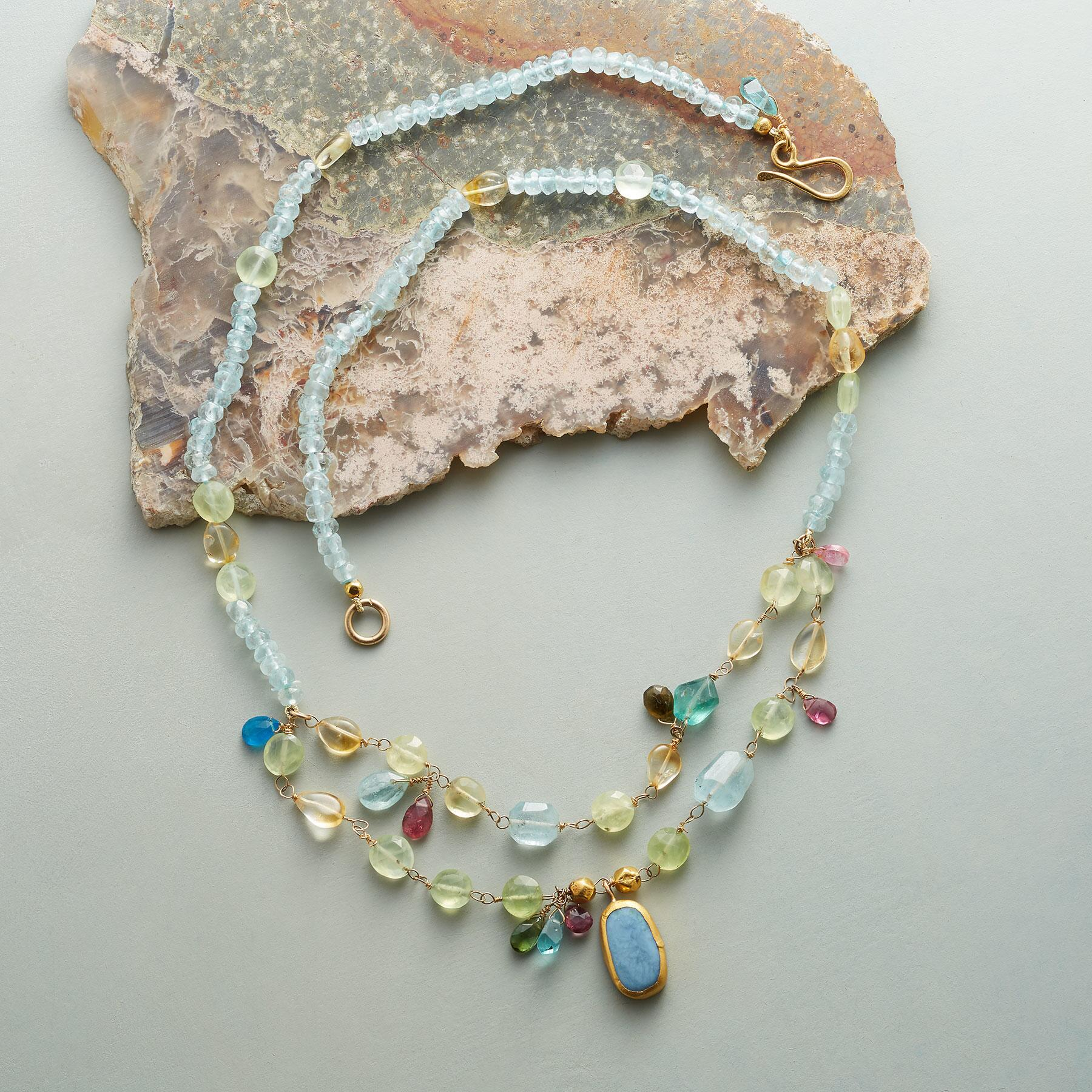 MERIDIAN NECKLACE: View 2
