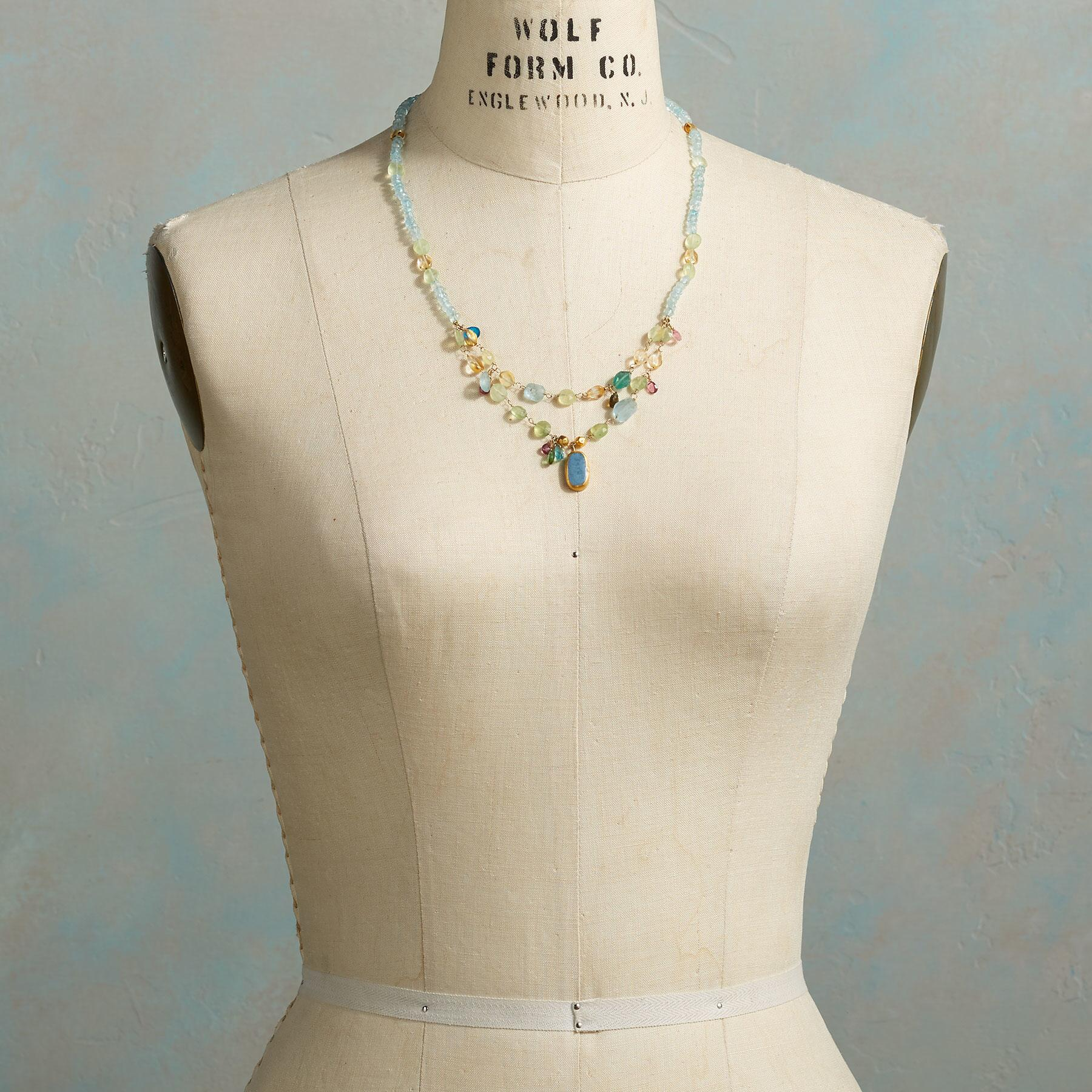 MERIDIAN NECKLACE: View 4