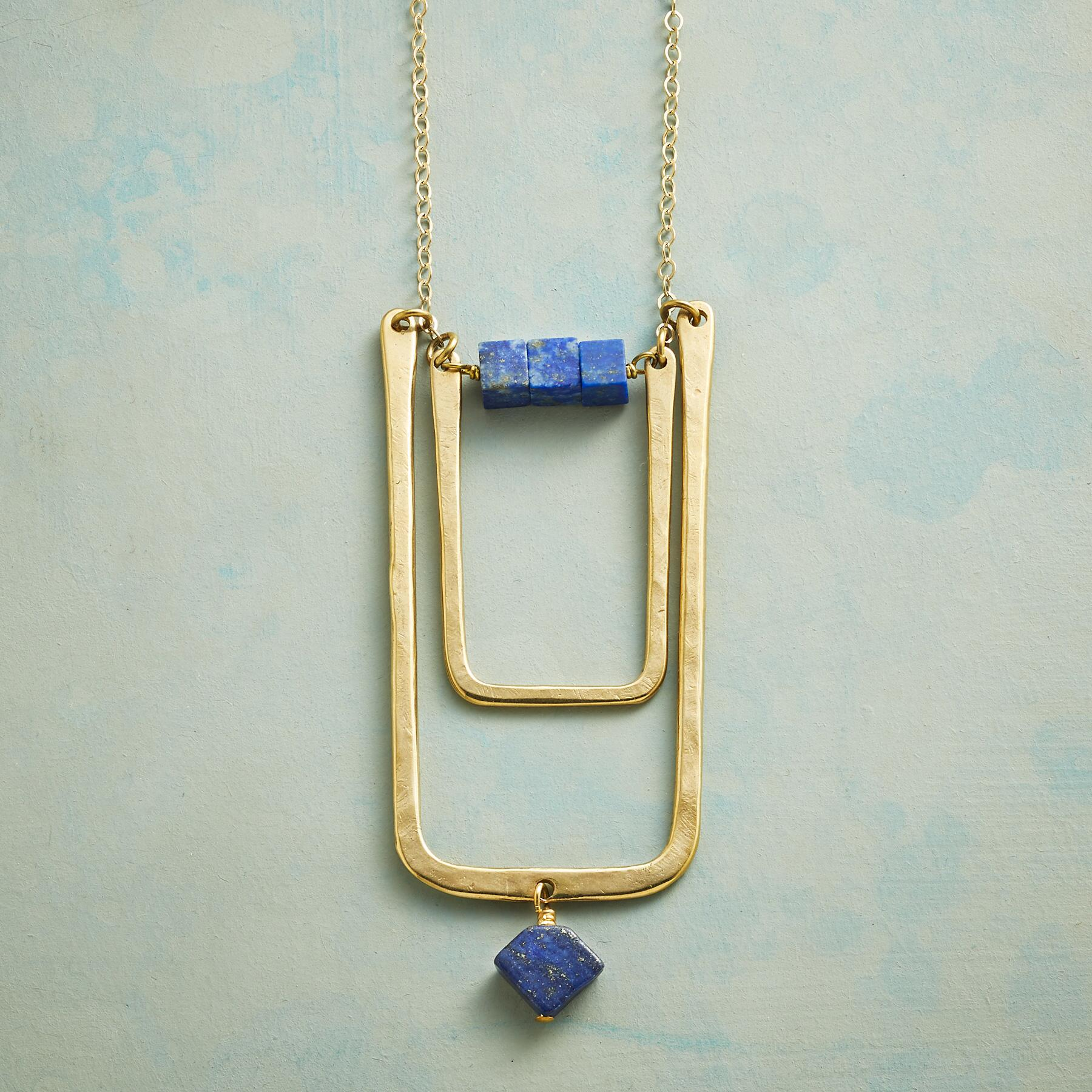 BEAUTIFUL IN BRONZE NECKLACE: View 1