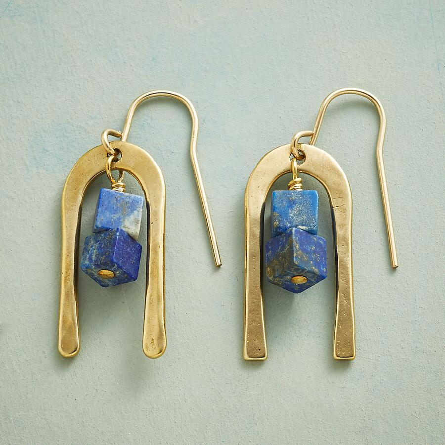 EGYPTOLOGY EARRINGS