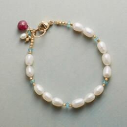 MOONLIGHT AND ROSES BRACELET