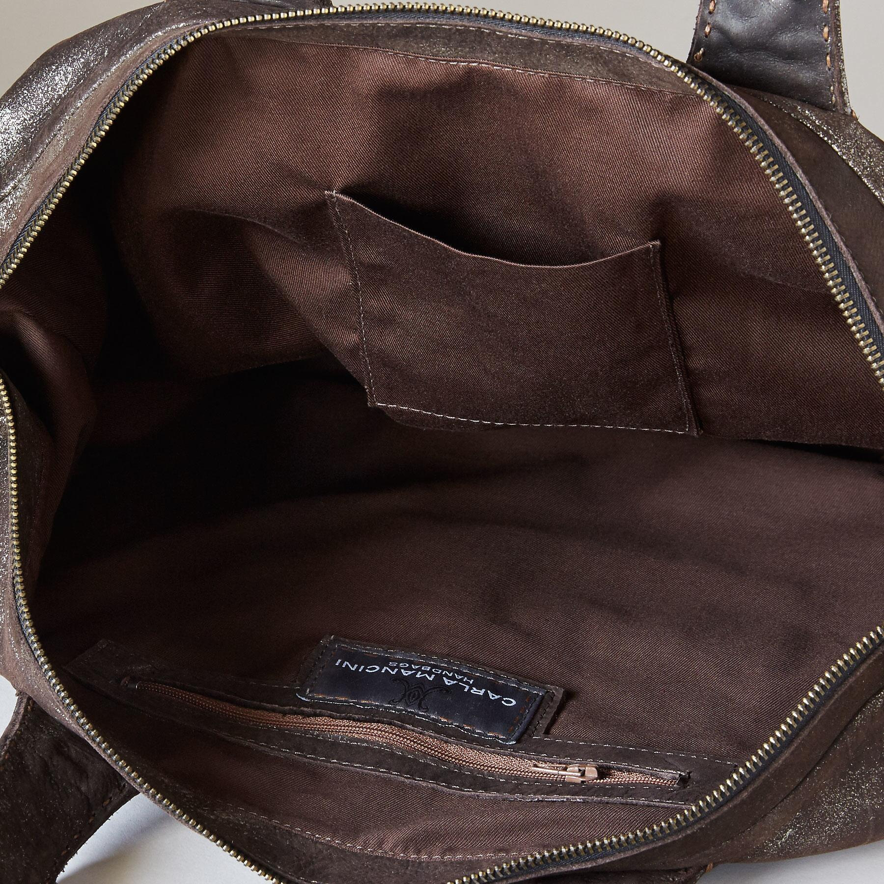 SILVERADO SATCHEL: View 2