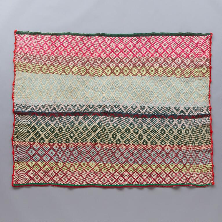 ABANCAY PERUVIAN THROW