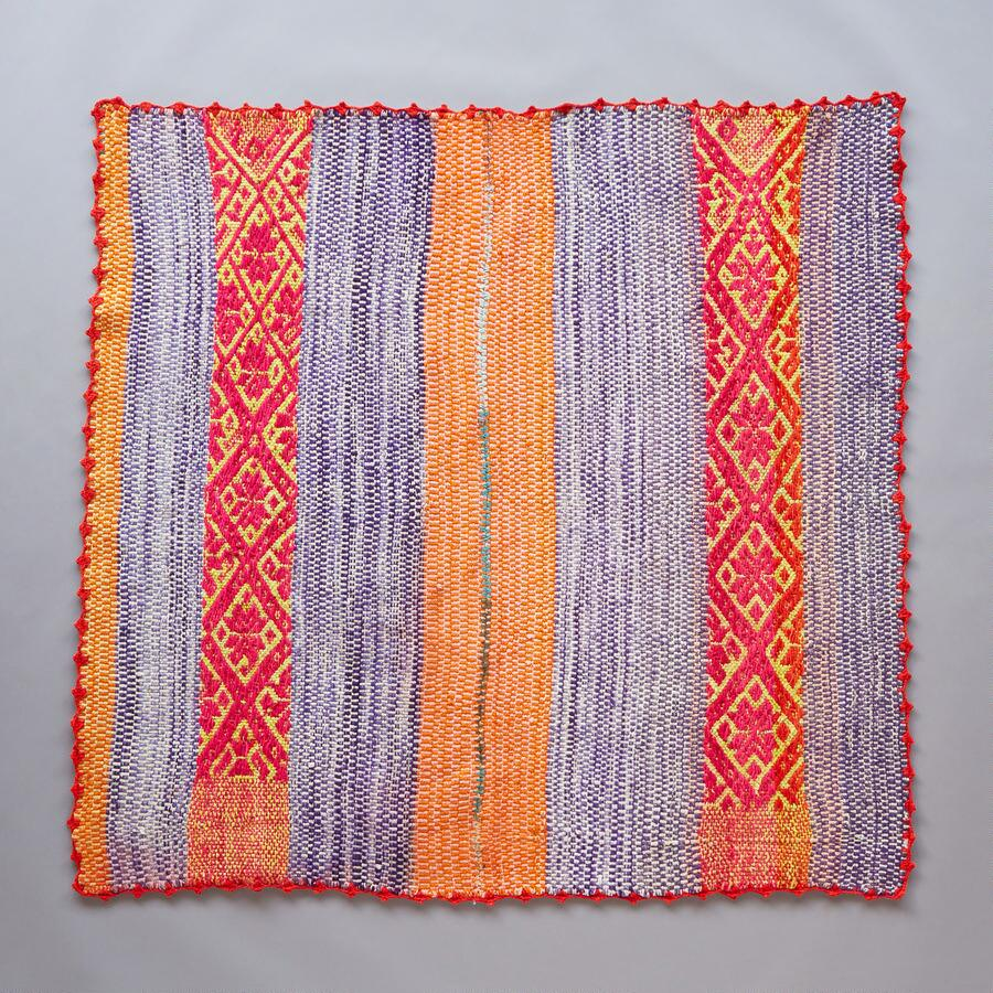 MOYOBAMBA PERUVIAN THROW
