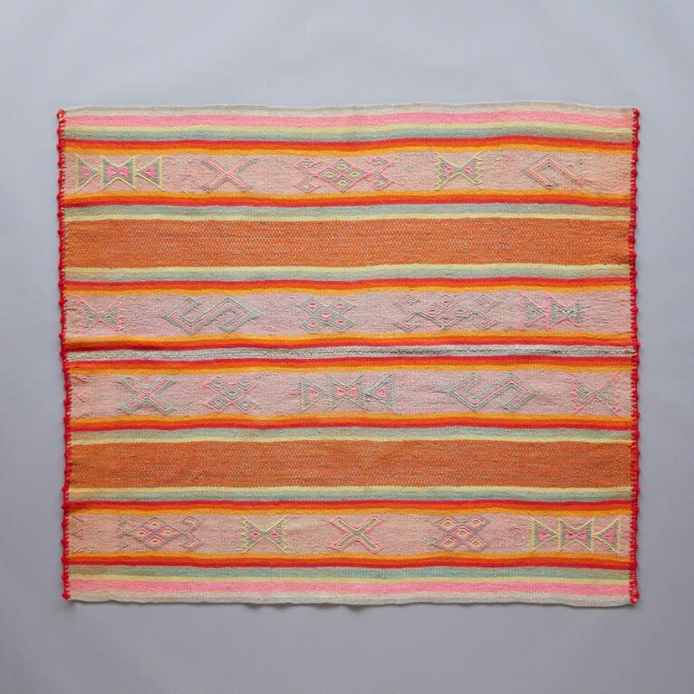 SICUANI PERUVIAN THROW