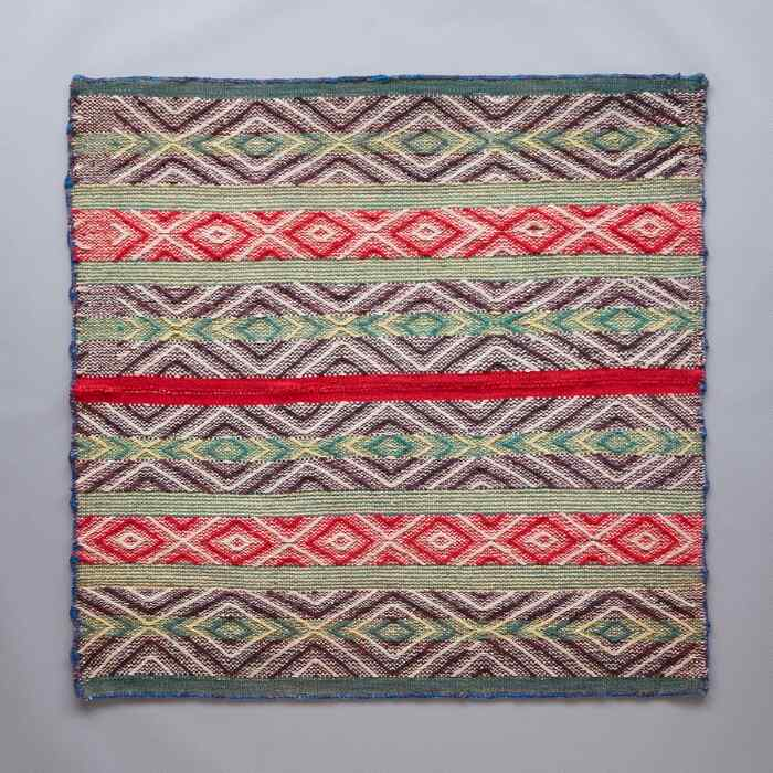 IMPERIAL PERUVIAN THROW