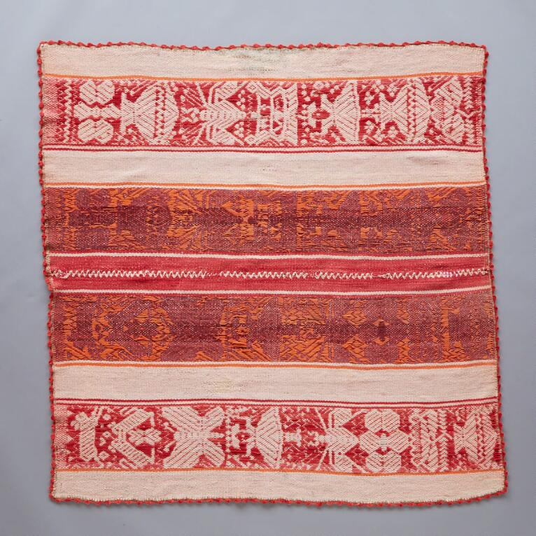 HUANTA PERUVIAN THROW
