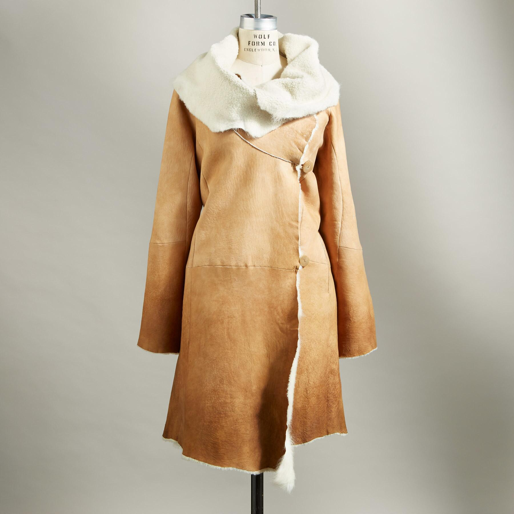 BEYOND FOREVER COAT: View 2