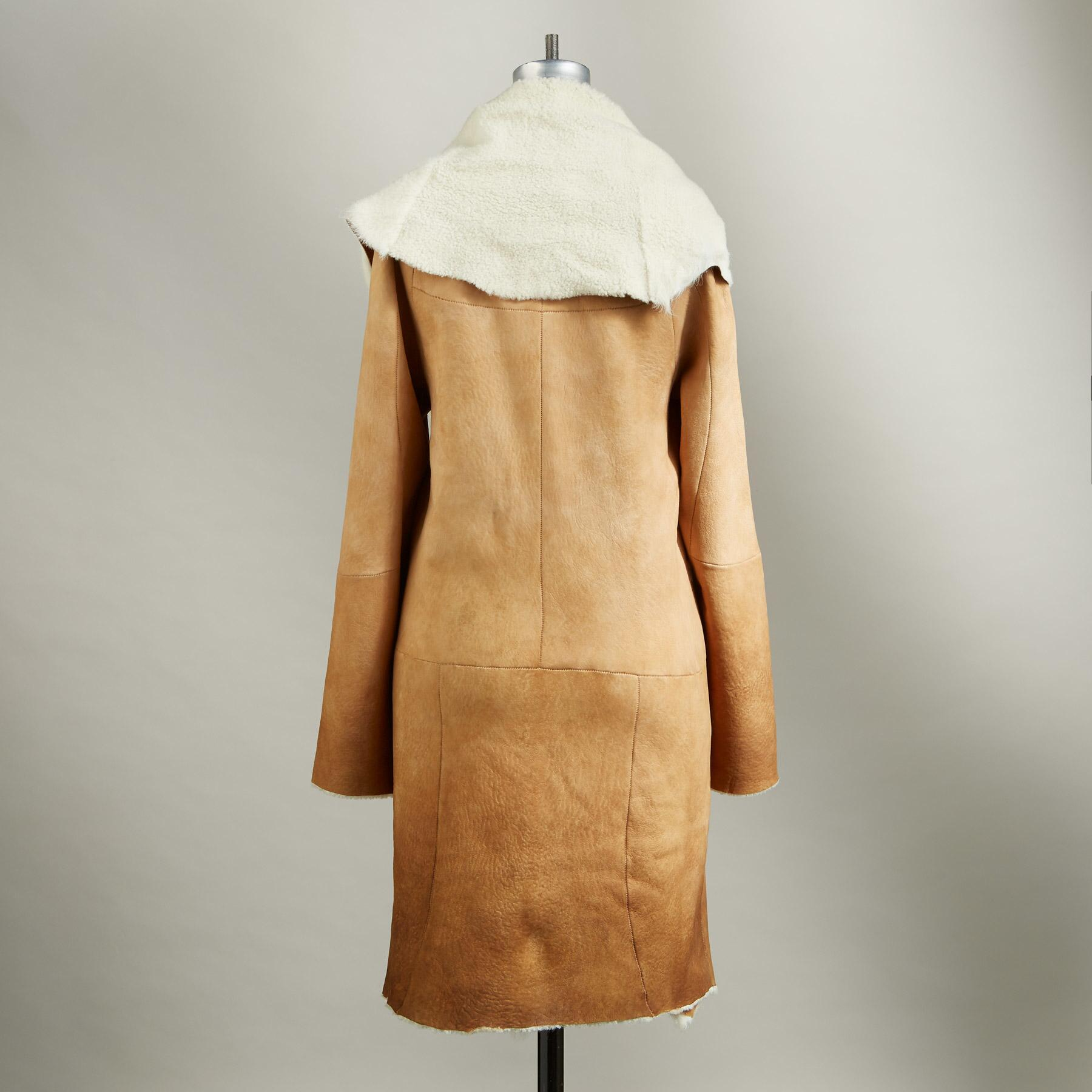 BEYOND FOREVER COAT: View 3