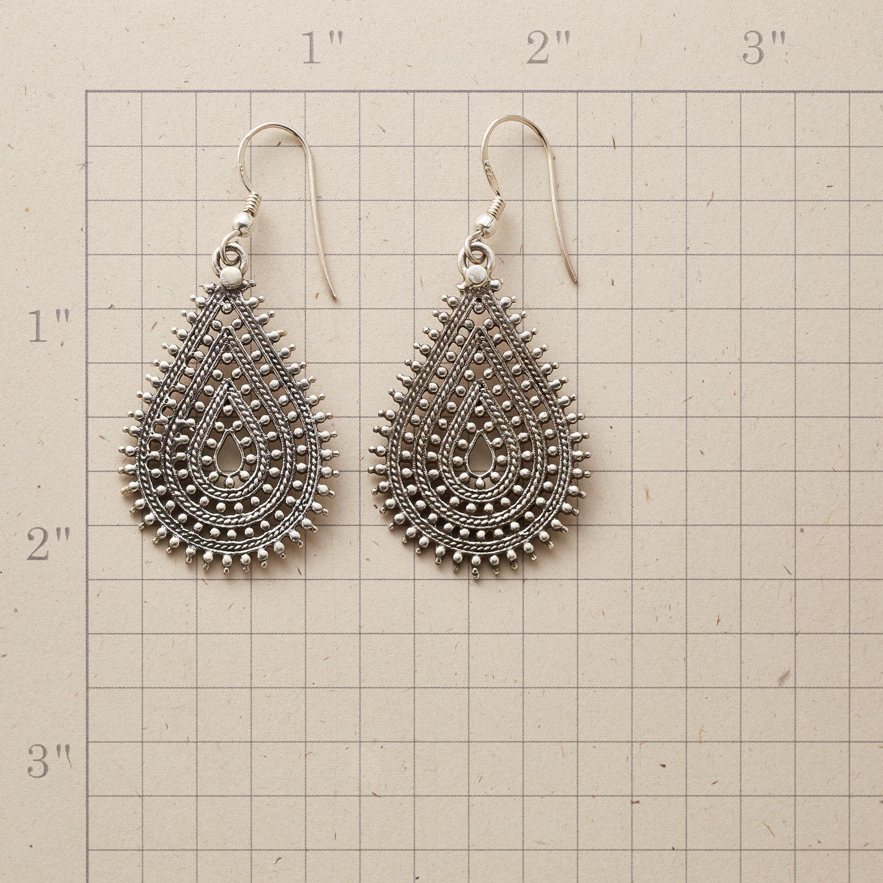 GEETA EARRINGS: View 2