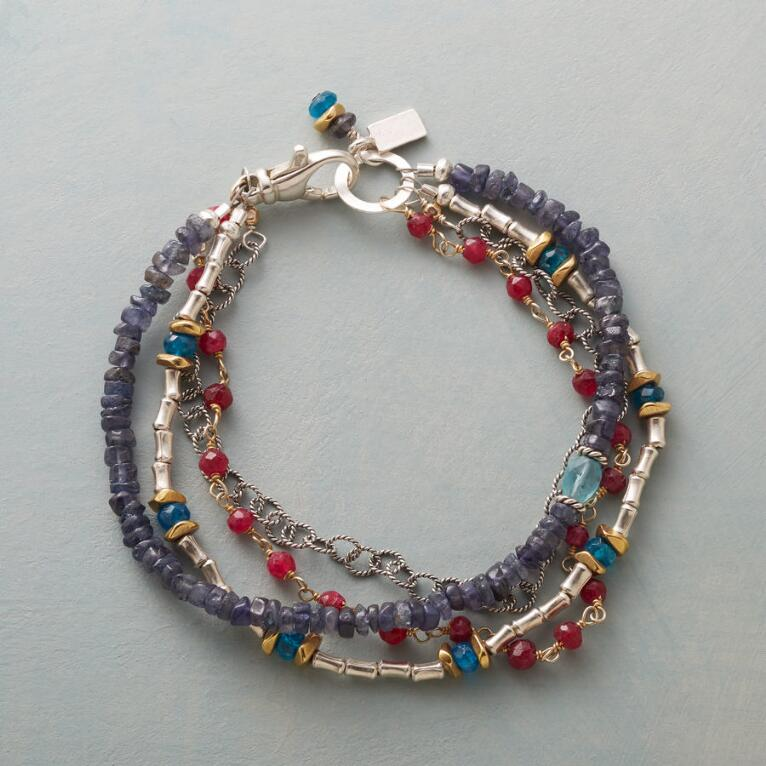 MATCHED AND MIXED BRACELET