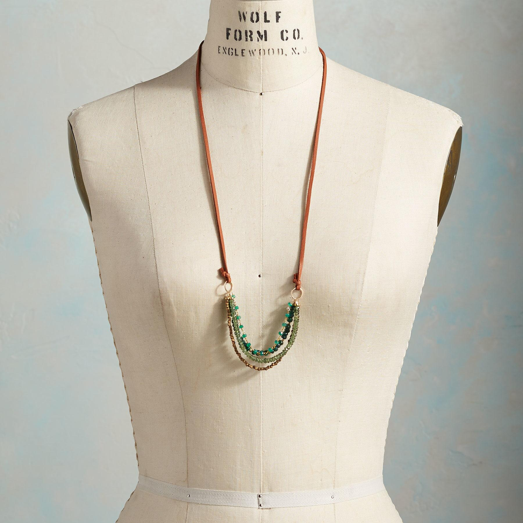 GREEN MANSIONS NECKLACE: View 4