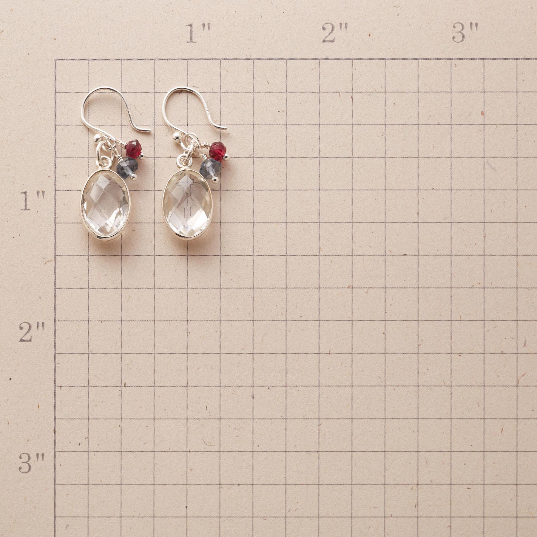 POP AND DAZZLE EARRINGS: View 2
