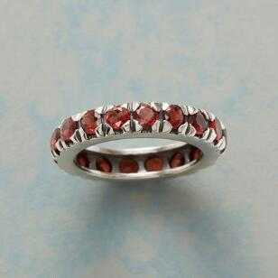 GARNETS ALL IN A ROW BAND