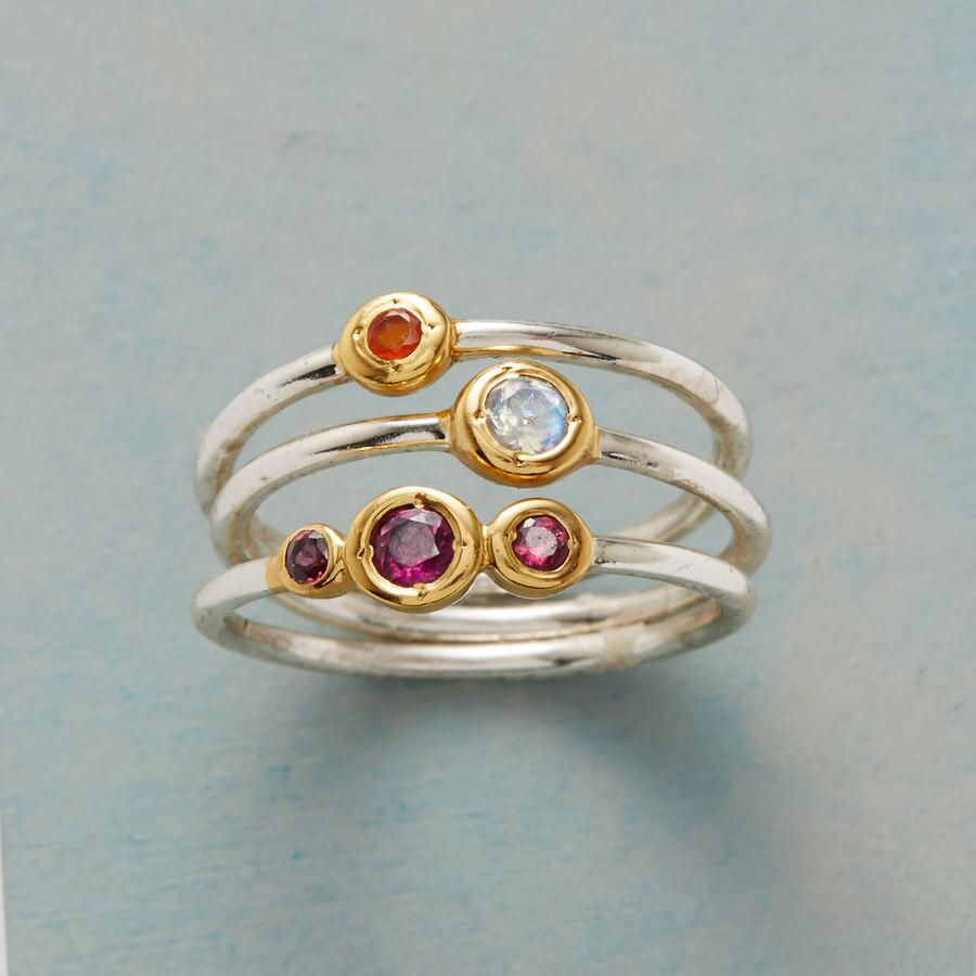 RINGS APLENTY RING TRIO