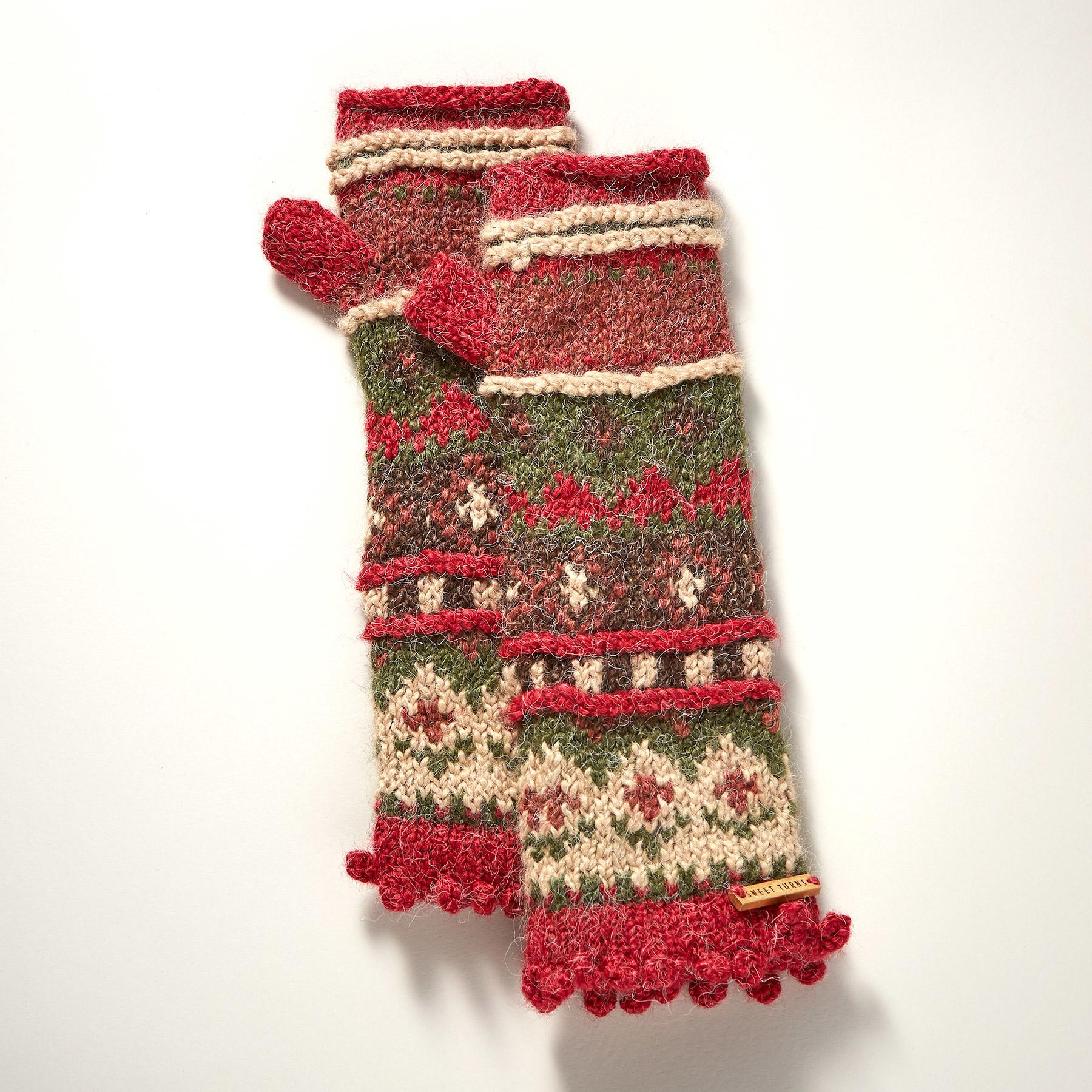 VALLEY FINGERLESS GLOVES: View 1