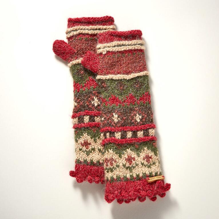 VALLEY FINGERLESS GLOVES