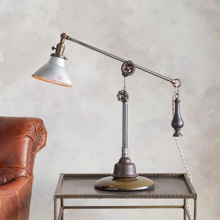 VERNAL TABLE LAMP BY ROBERT OGDEN